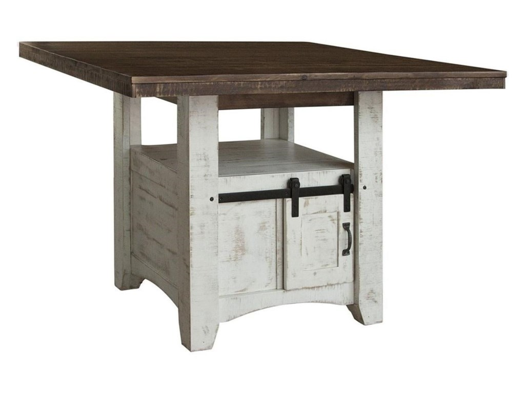 International Furniture Direct PuebloCounter Height Table
