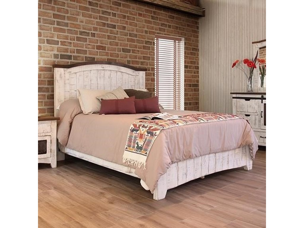 International Furniture Direct PuebloKing Bed