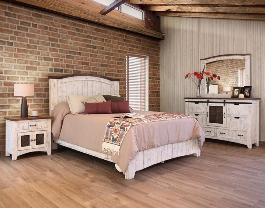 International Furniture Direct PuebloNightstand