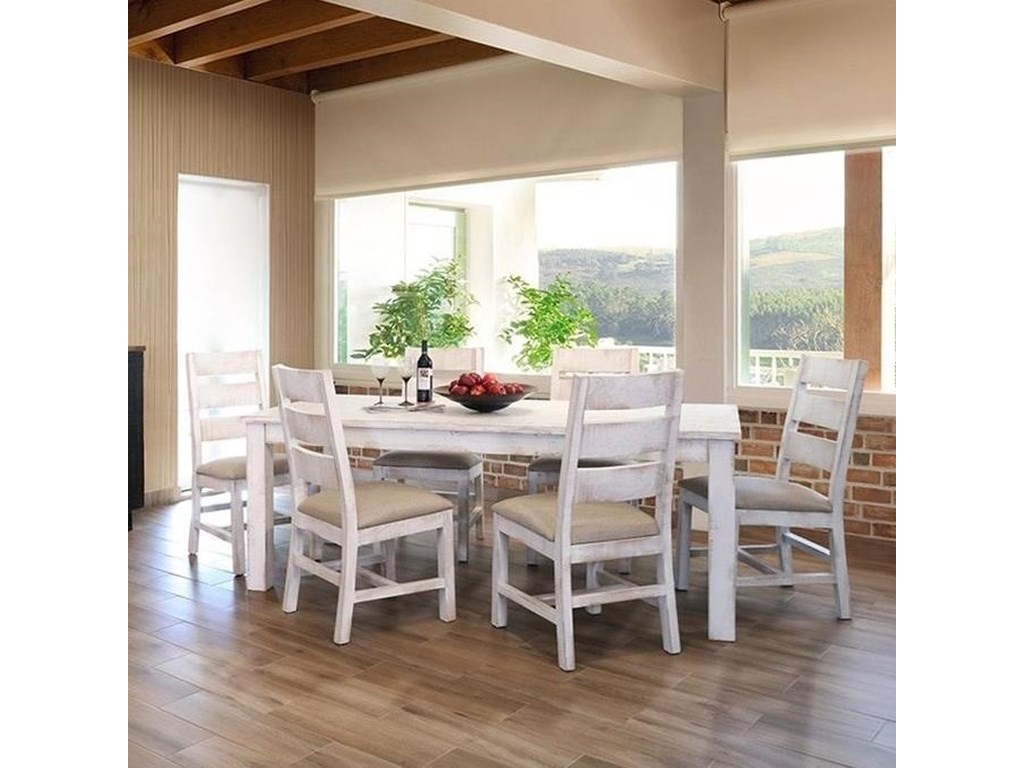 Artisan Home PuebloTable and Six Chair Set