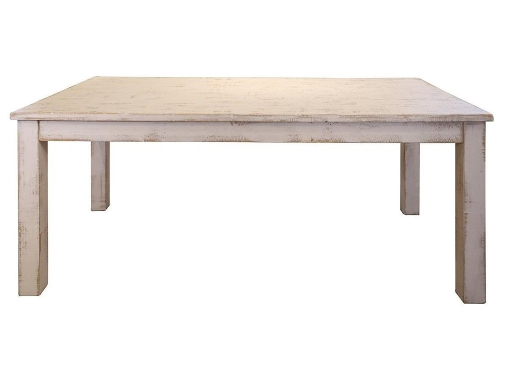 International Furniture Direct PuebloWood Dining Table