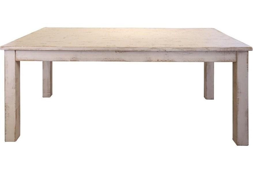 Pueblo Wood Dining Table