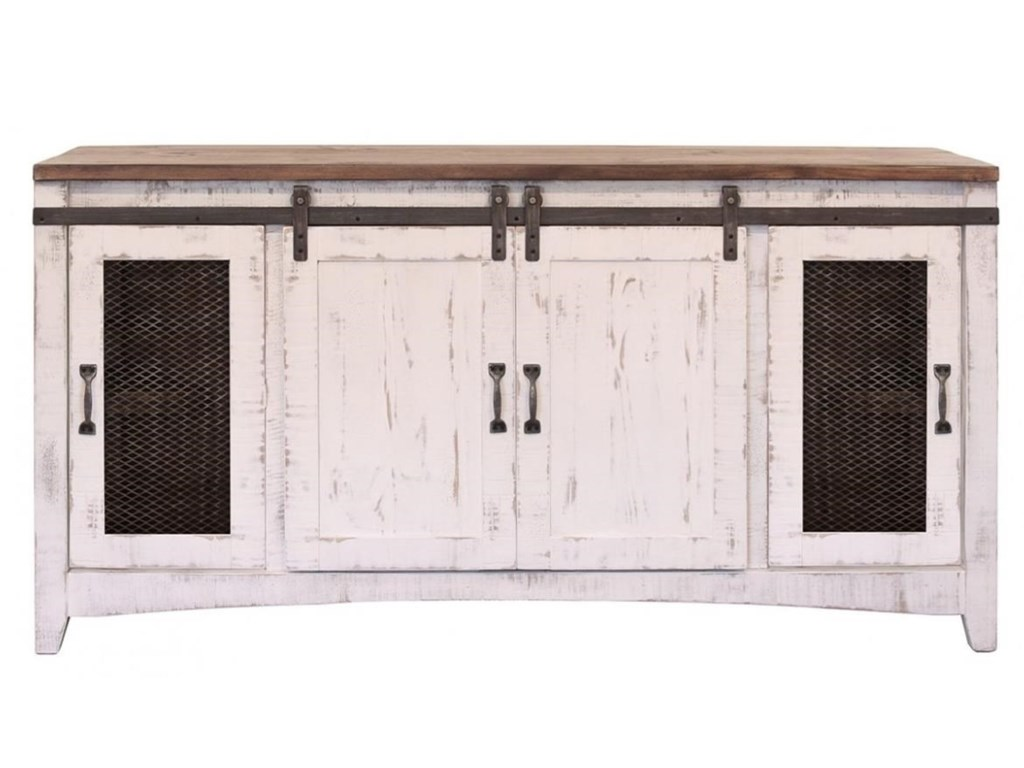 International Furniture Direct PuebloWall Unit