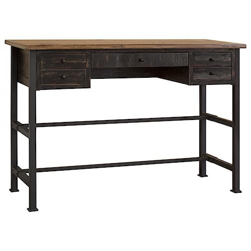 International Furniture Direct Pueblo Rustic 42