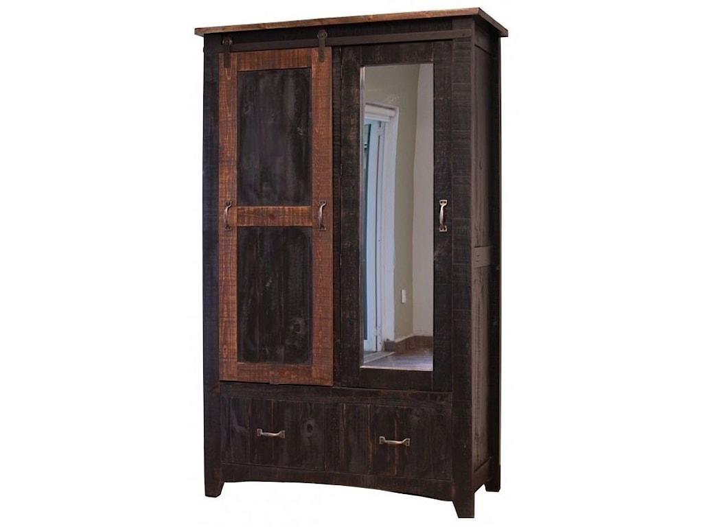 International Furniture Direct PuebloArmoire