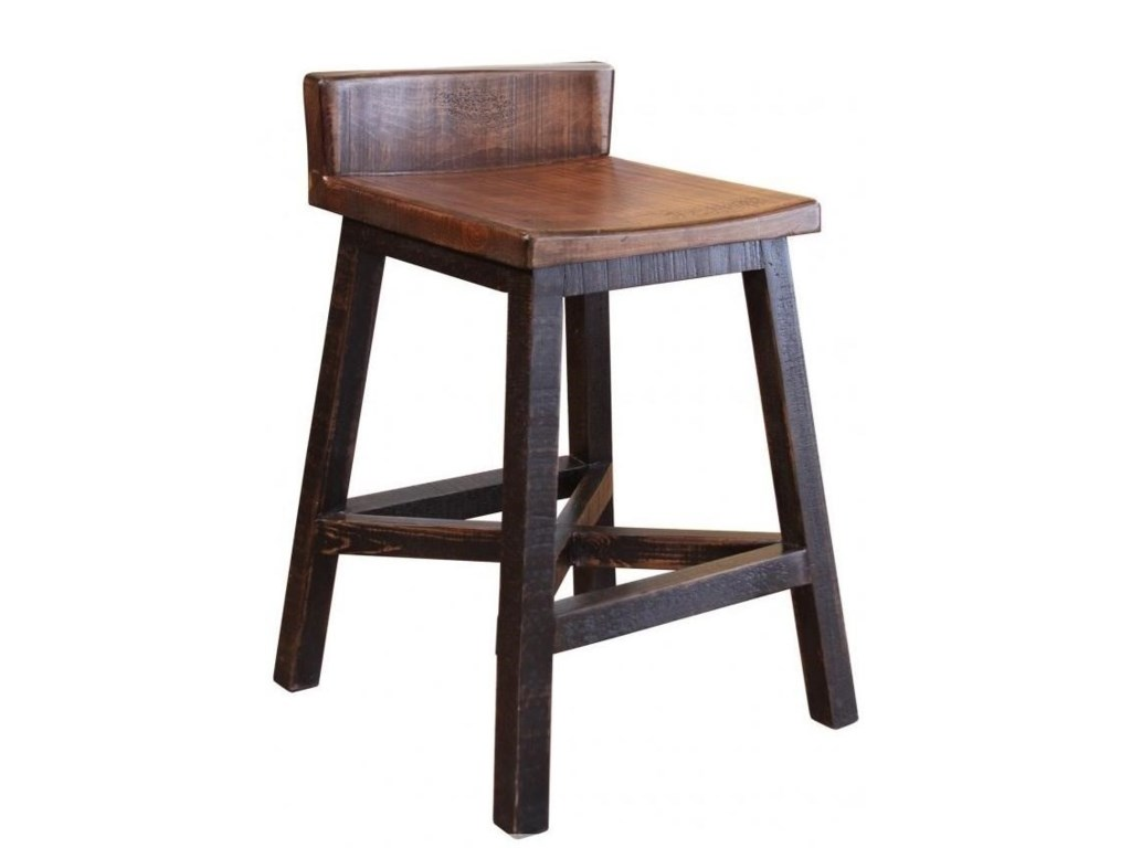International Furniture Direct PuebloCounter Height Stool
