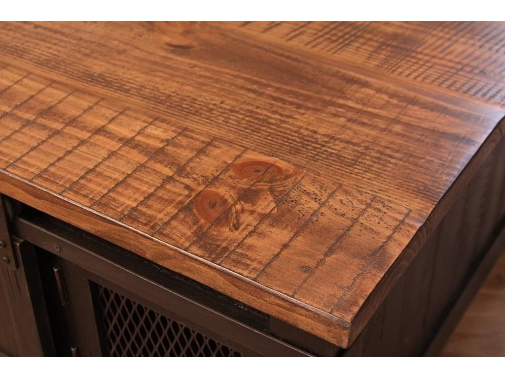 Artisan Home PuebloCocktail Table