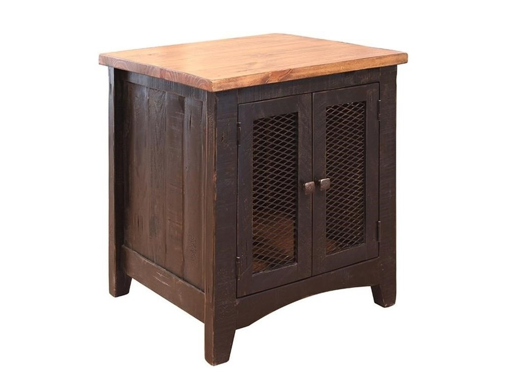 Artisan Home PuebloEnd Table