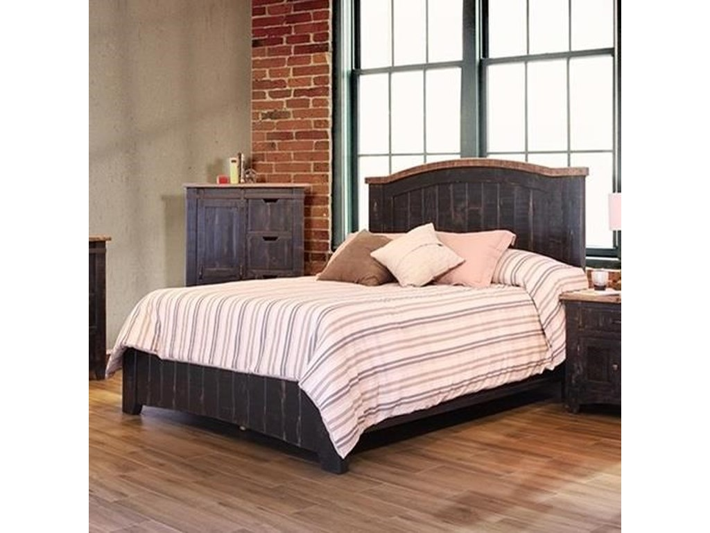 International Furniture Direct PuebloQueen Bed