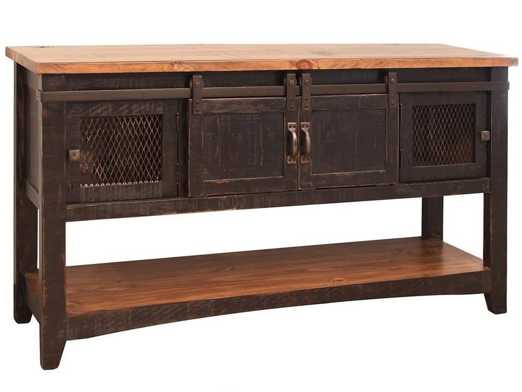 Artisan Home PuebloSofa Table