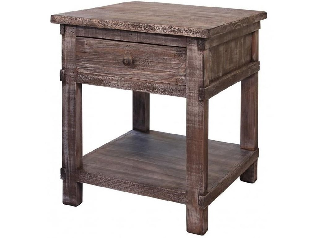International Furniture Direct San AngeloEnd Table