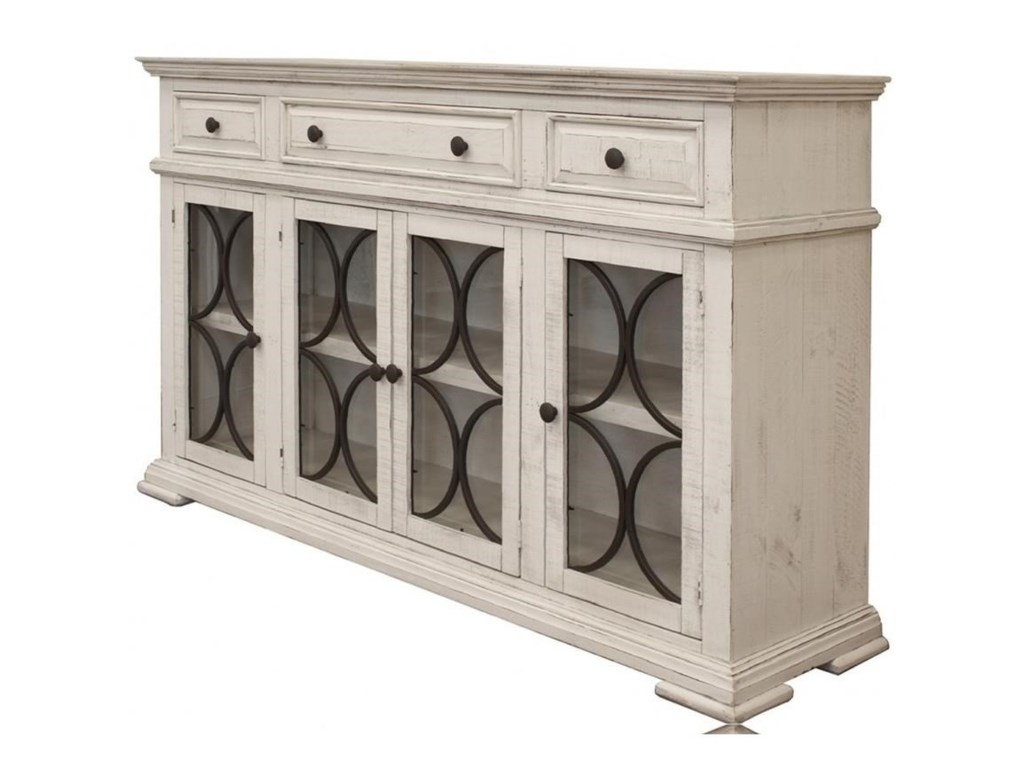 International Furniture Direct Bonanza IvorySideboard