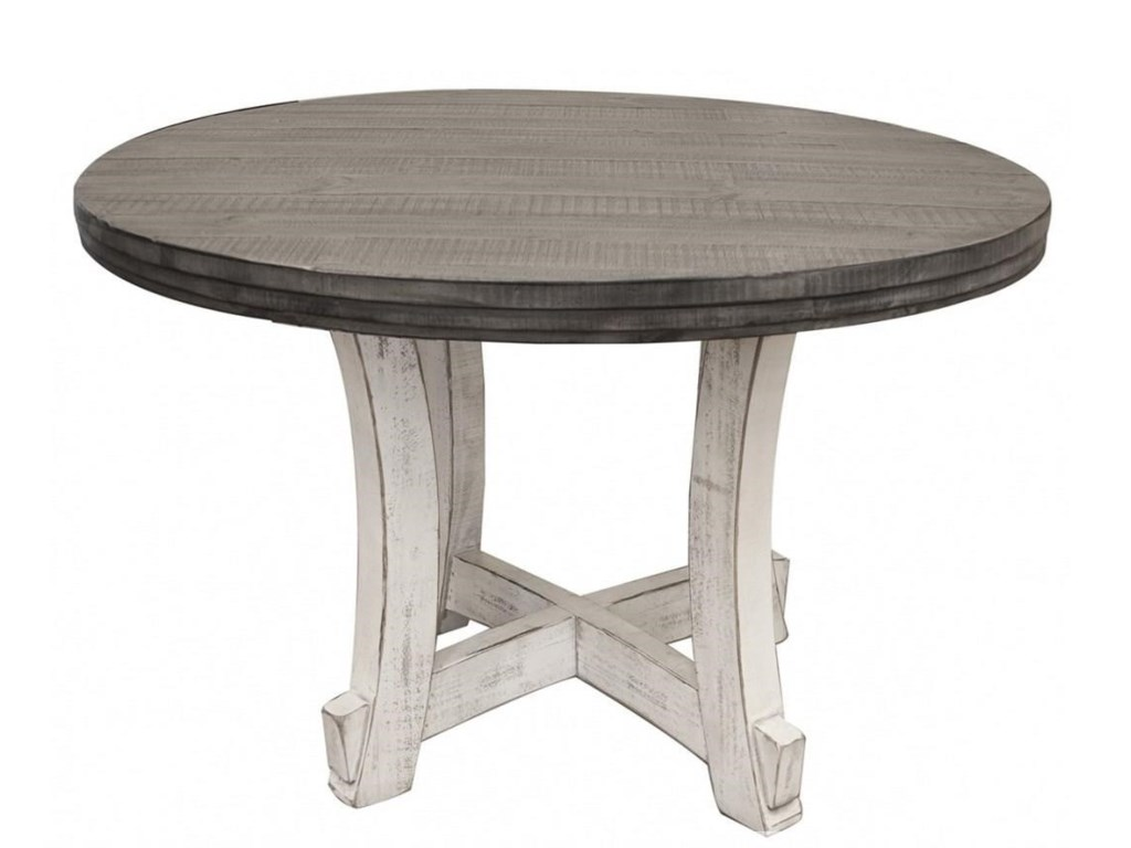 International Furniture Direct StoneRound Table