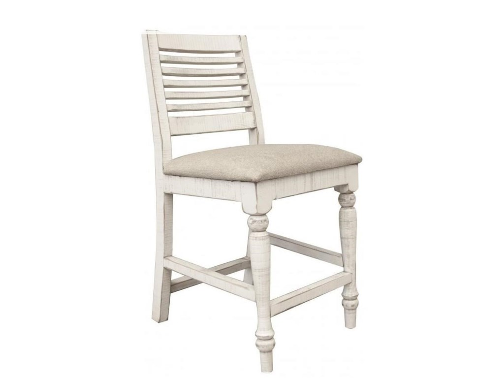 International Furniture Direct StoneBar Stool