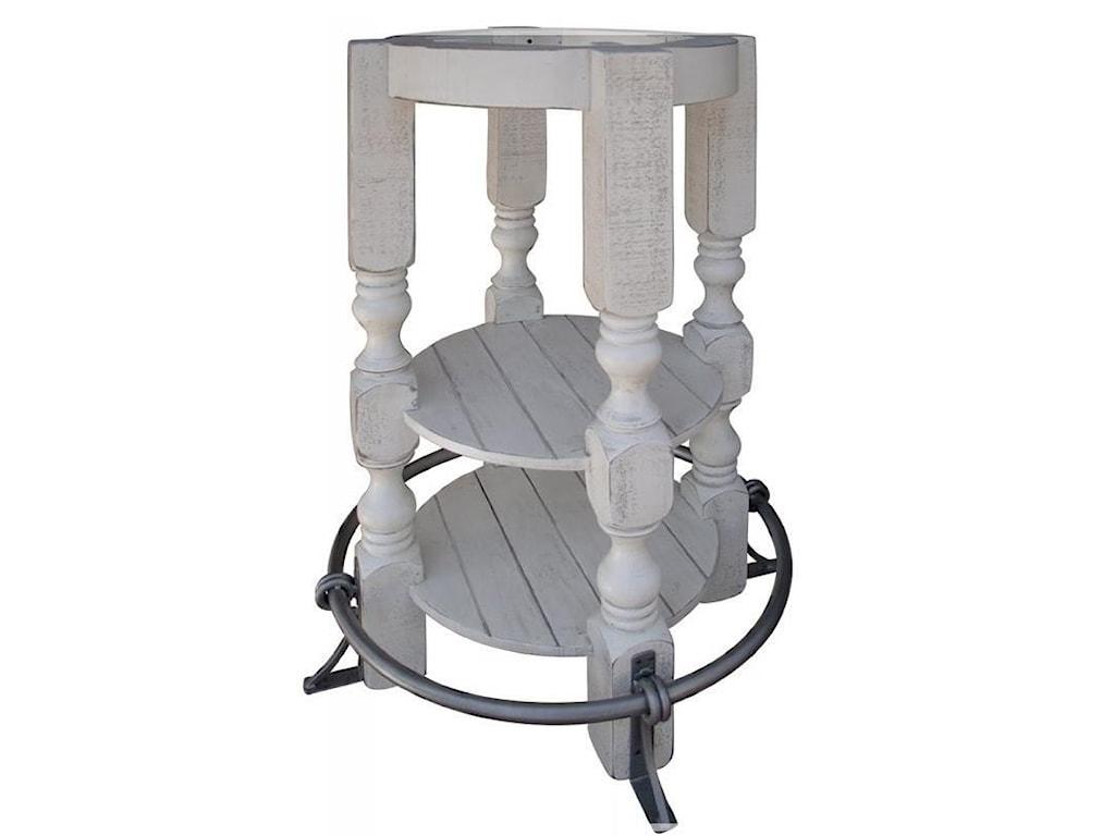 International Furniture Direct StoneBistro Bar Table