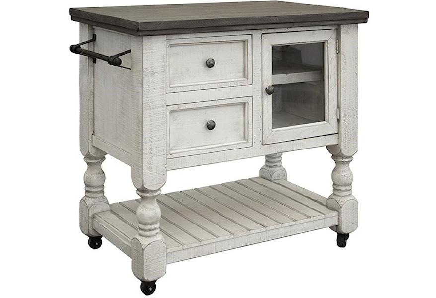 International Furniture Direct Stone IFD4691KSL Relaxed ...