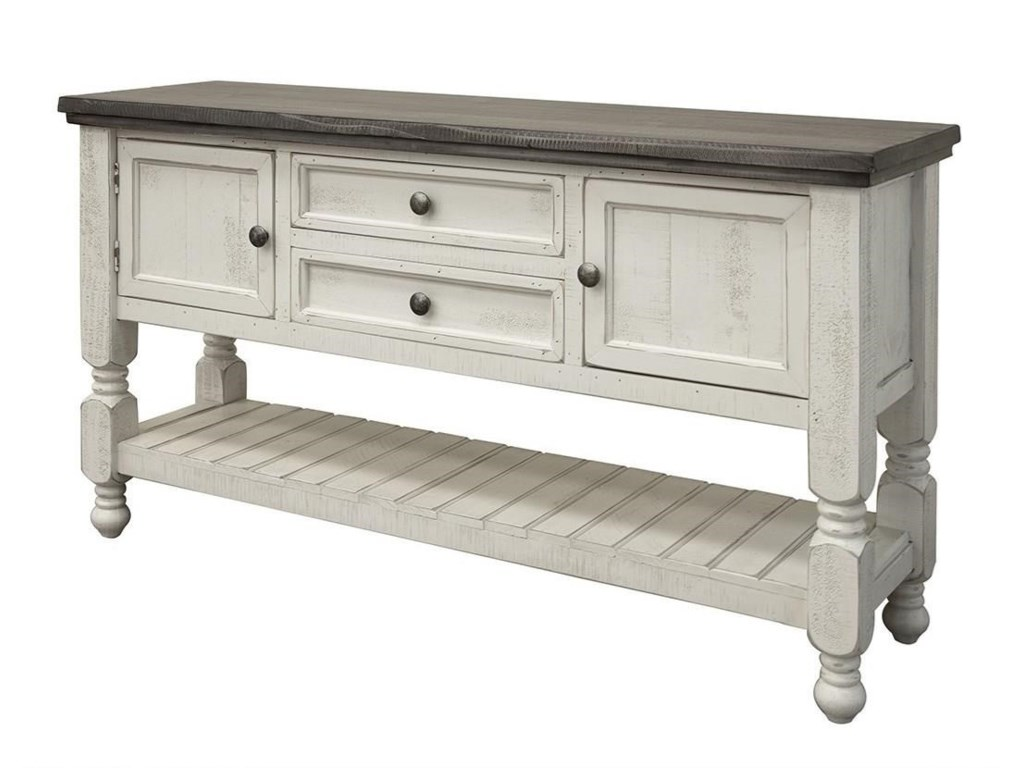 International Furniture Direct 33304Sofa Table