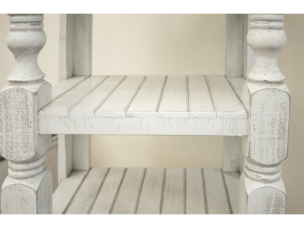 International Furniture Direct StoneBookcase