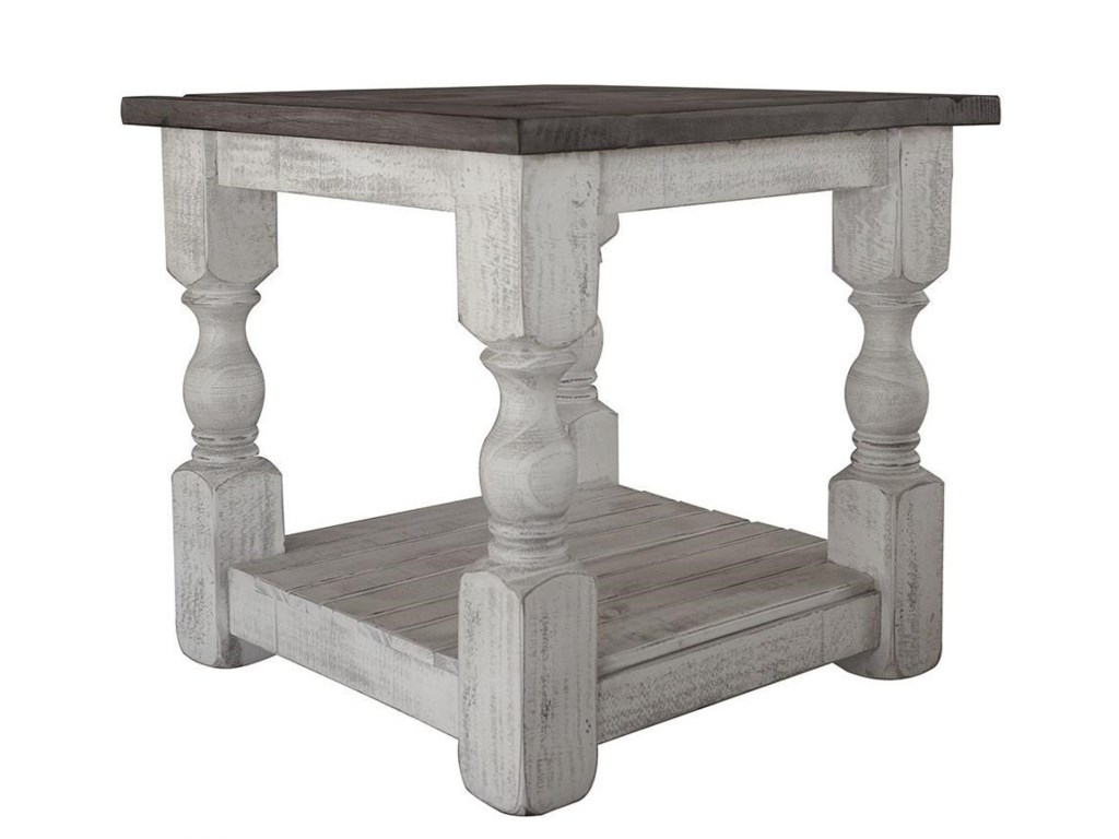 International Furniture Direct 33304End Table