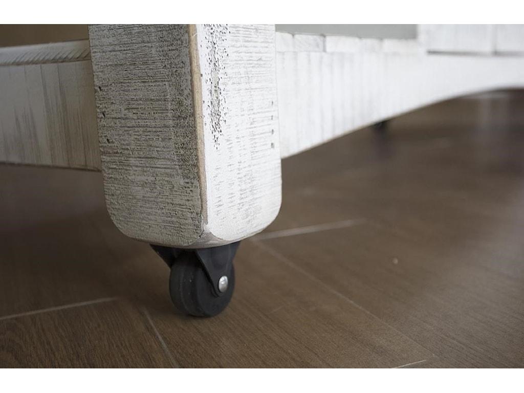 International Furniture Direct 33304Kitchen Island