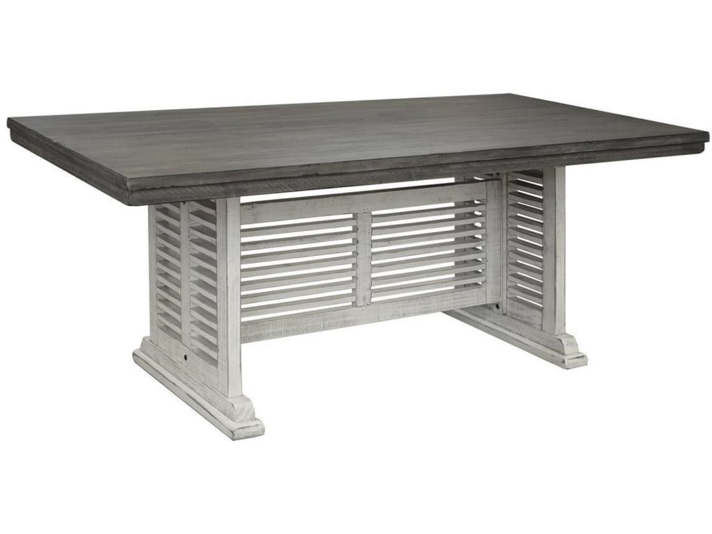 International Furniture Direct StoneDining Table