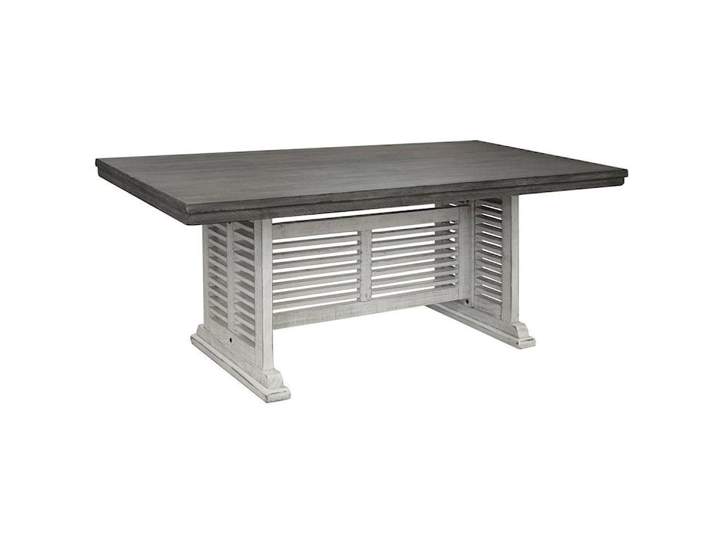 International Furniture Direct StoneDining Table