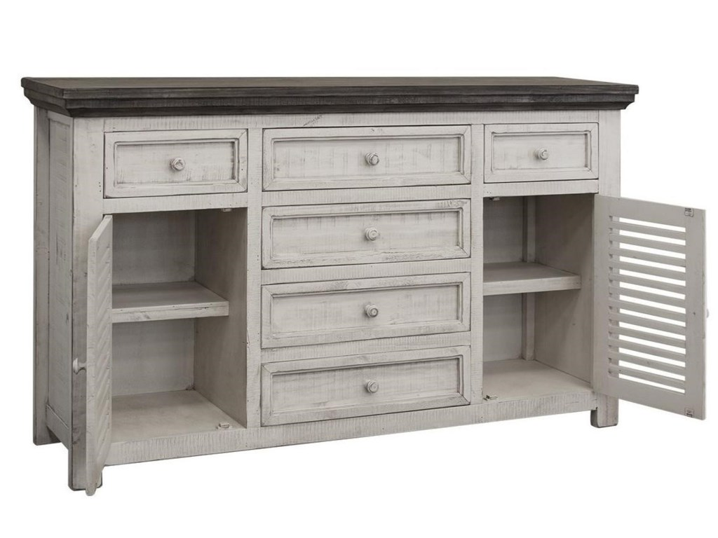 International Furniture Direct StoneBuffet