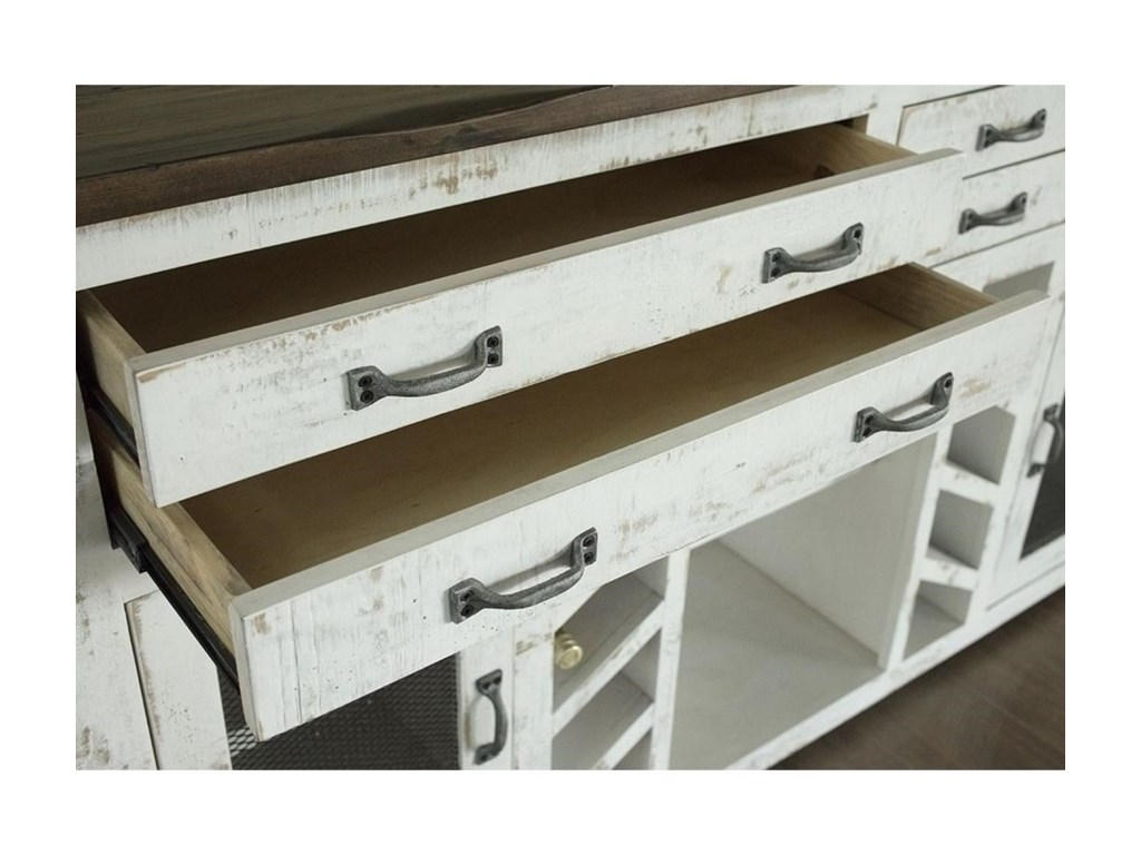 International Furniture Direct XalapaConsole