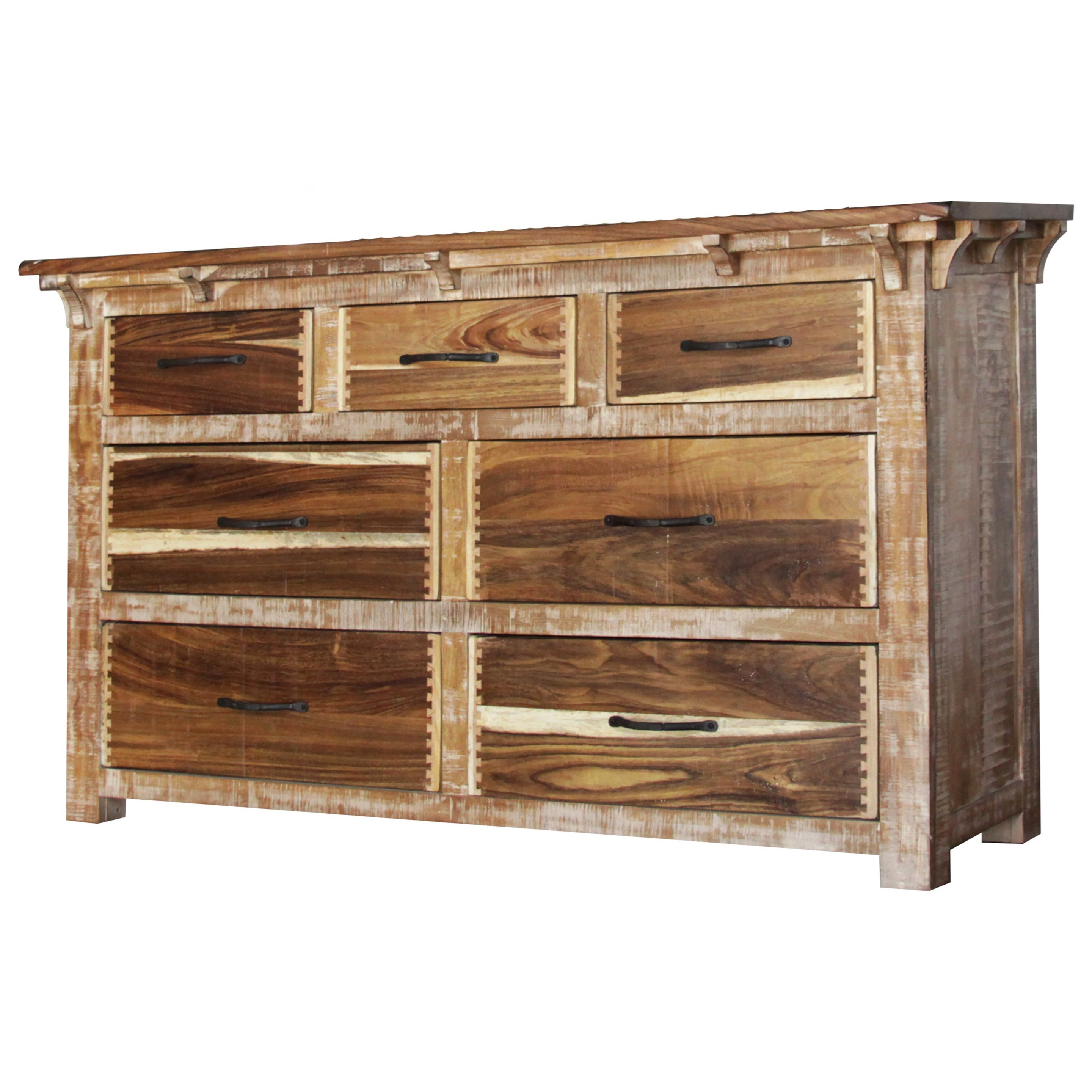 Casablanca Seven Drawer Dresser By International Furniture Direct