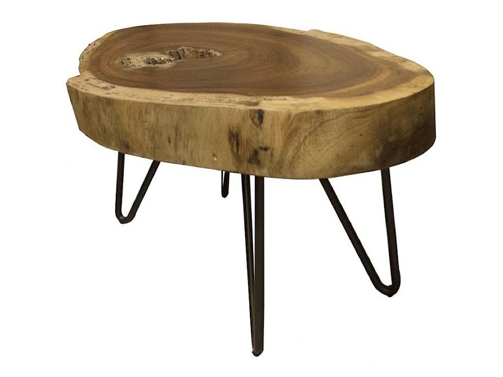 International Furniture Direct 880 VivoEnd Table