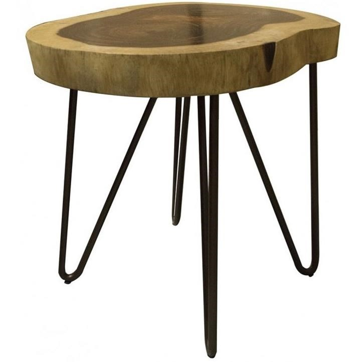 International Furniture Direct 880 VivoChair Side Table