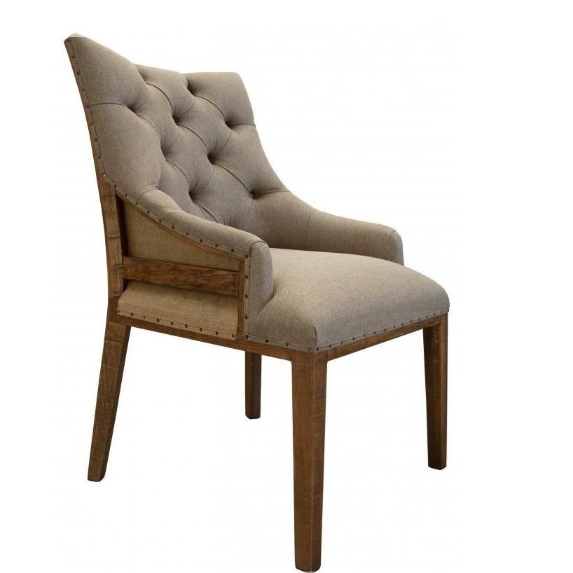 International Furniture Direct 900 Antique Ifd9661chrde