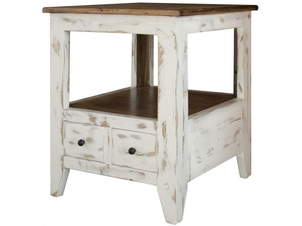 International Furniture Direct 960End Table
