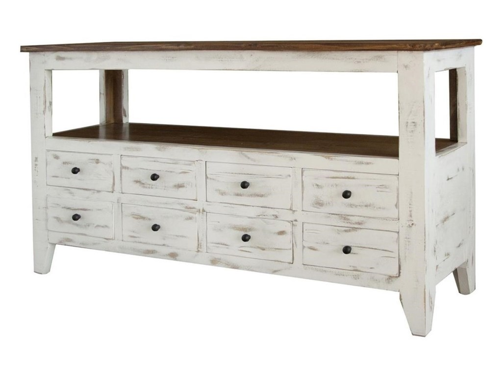 International Furniture Direct 960Sofa Table