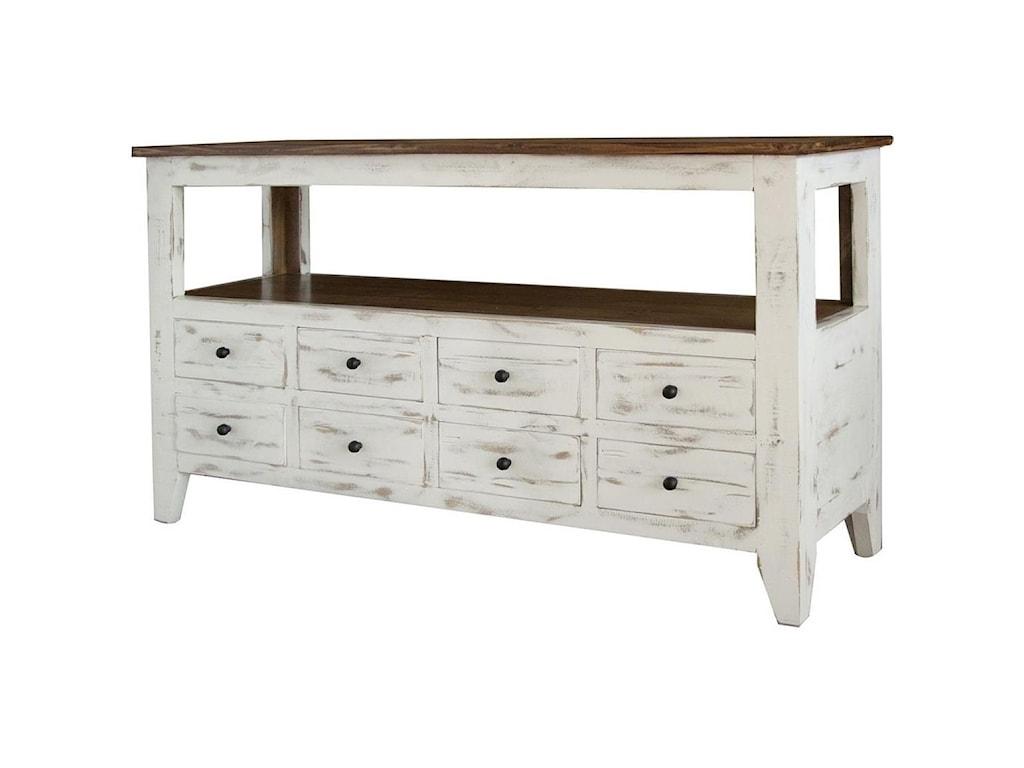 International Furniture Direct 960Sofa Table