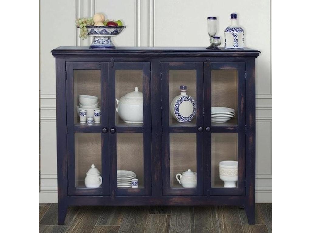 International Furniture Direct AntiqueConsole