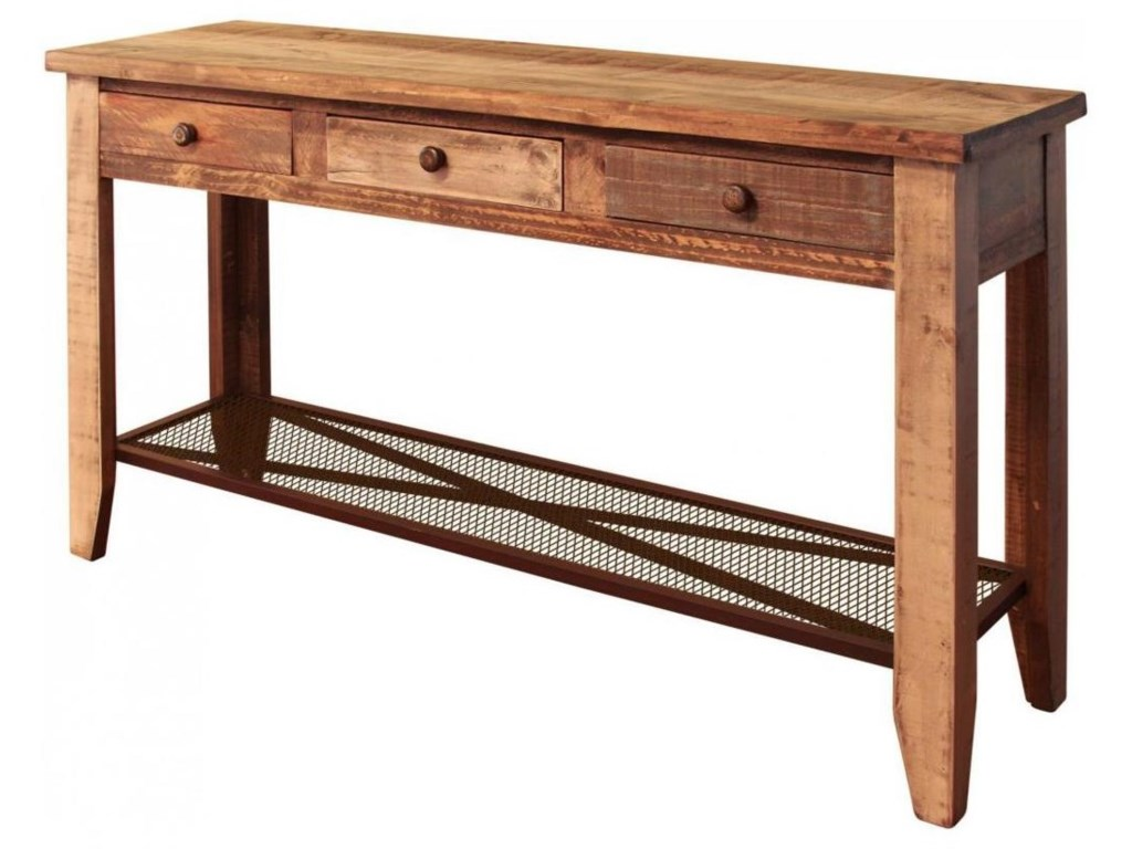 International Furniture Direct 968Sofa Table