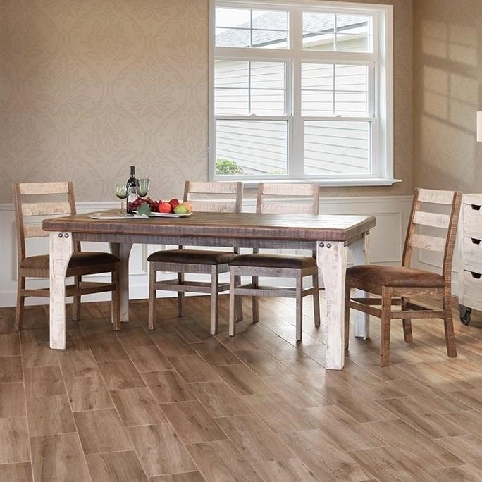 International Furniture Direct 965Table and Chair Set