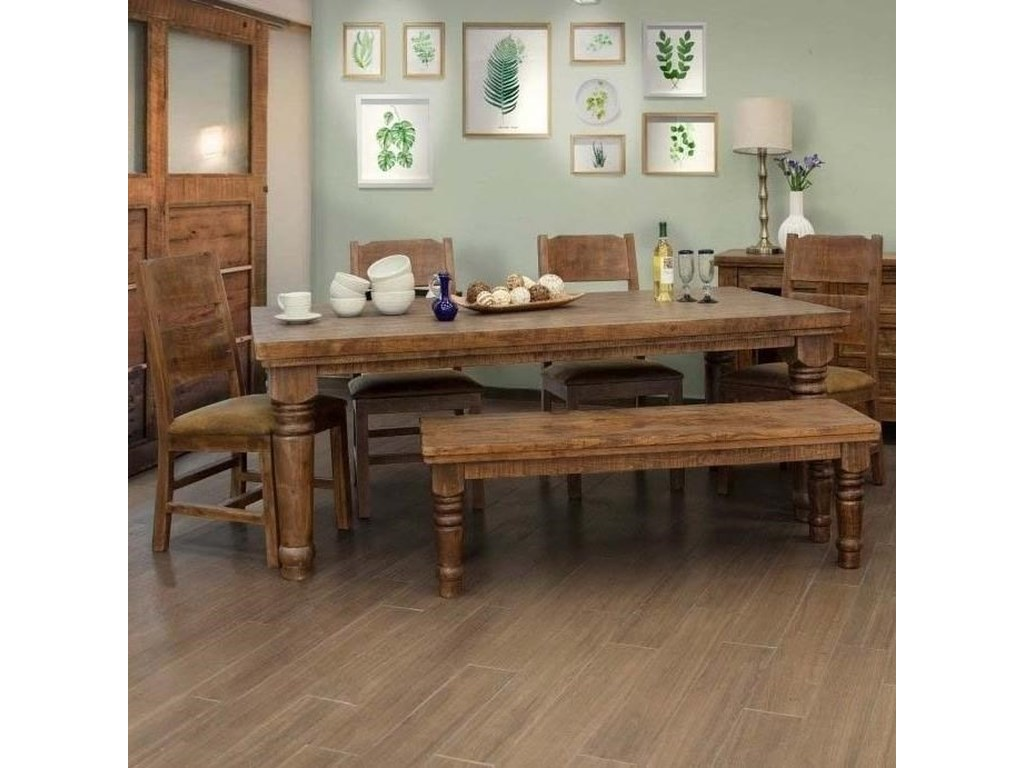 International Furniture Direct BoteroDining Table