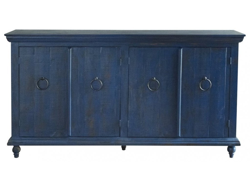 International Furniture Direct CapriAccent Chest