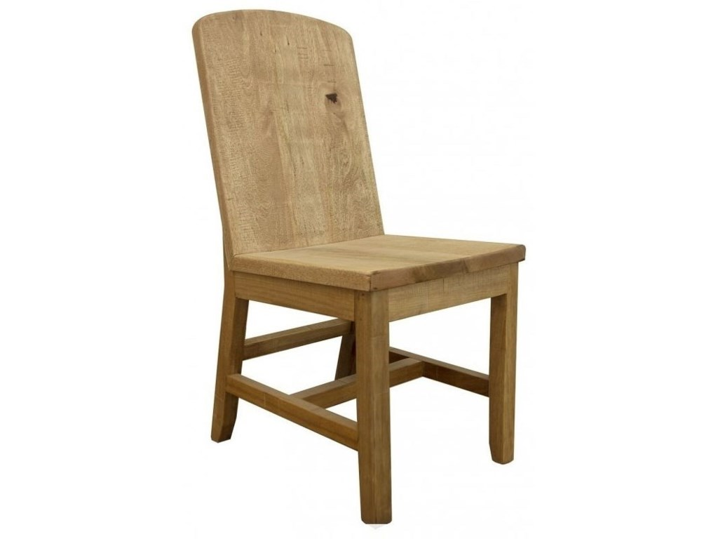 International Furniture Direct ComalaSolid Wood Chair