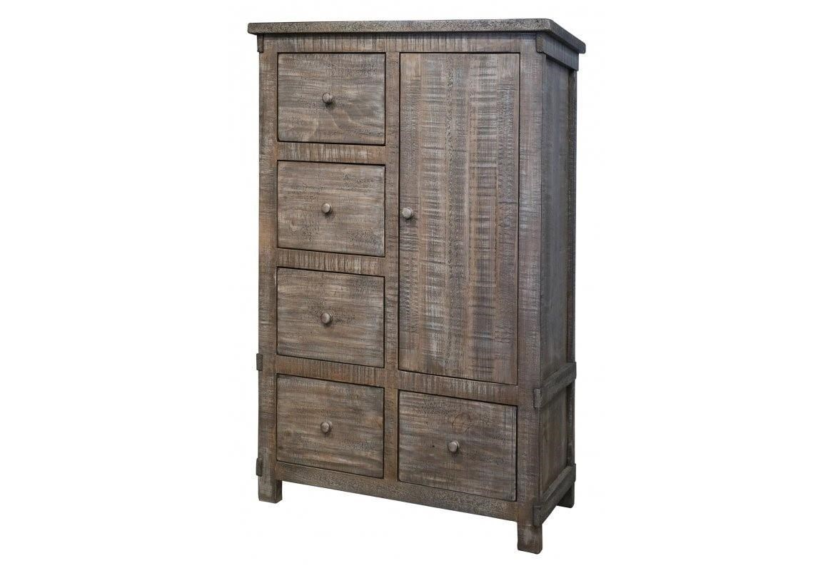 International Furniture Direct San AngeloDoor Chest ...  sc 1 st  Great American Home Store & International Furniture Direct San Angelo IFD380CHEST Door Chest ...