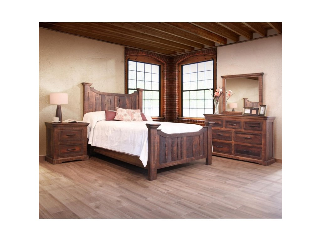 Madeira Queen Bedroom Group