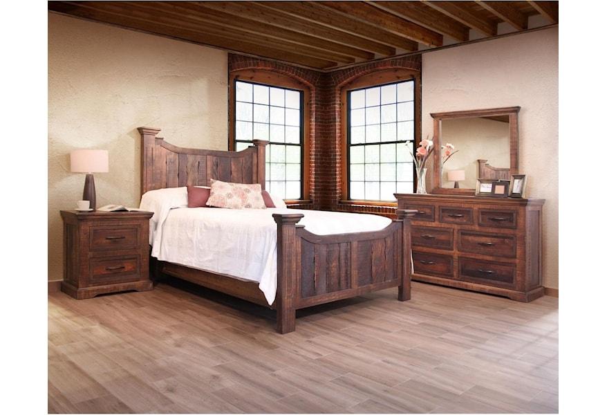 Madeira Queen Bedroom Group