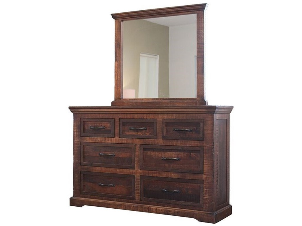 International Furniture Direct MadeiraMirror