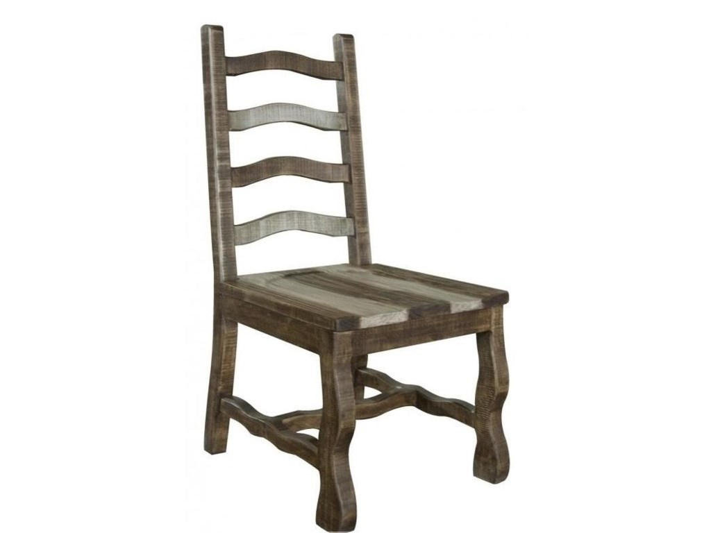International Furniture Direct MarquezSolid Wood Chair