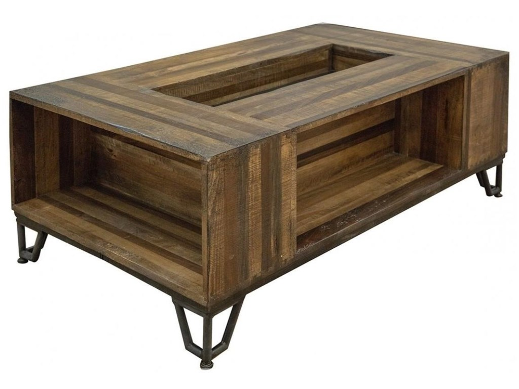 International Furniture Direct MayaCocktail Table
