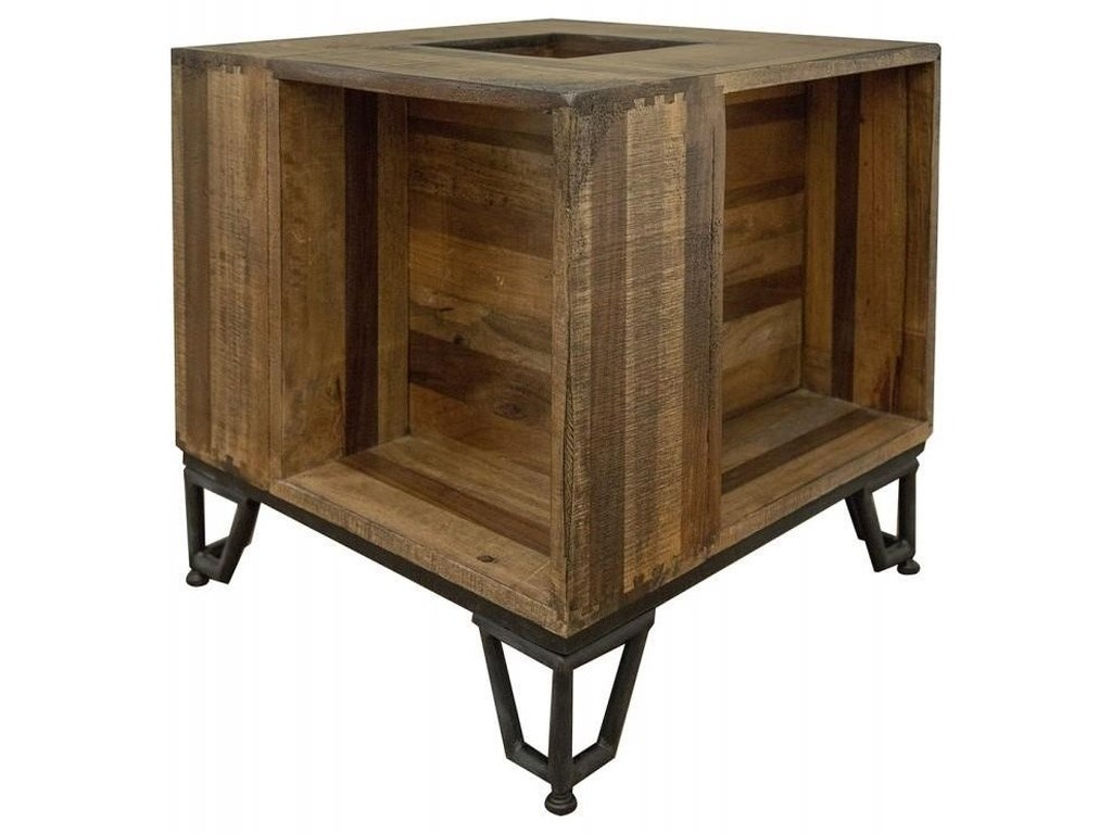 International Furniture Direct MayaEnd Table