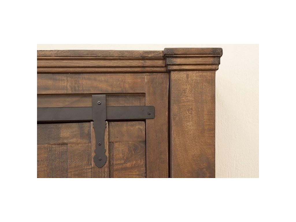 International Furniture Direct Mezcal5/0 Storage Bed