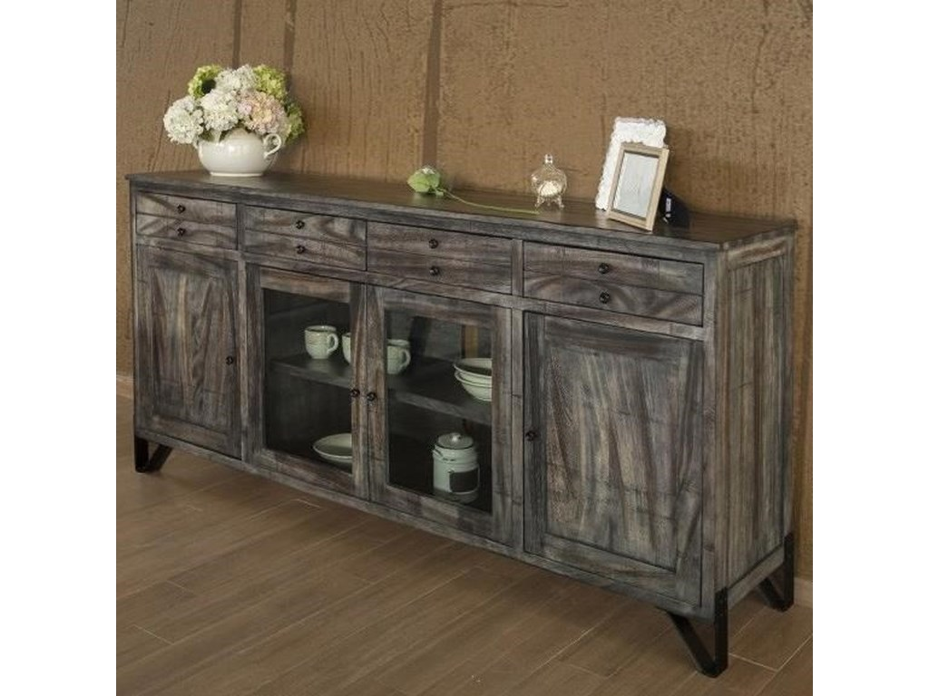 International Furniture Direct MoroTV Stand